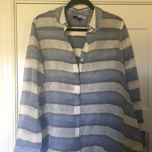 Lafayette 148 blouse